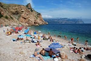 Крым планирует увеличить поток туристов
