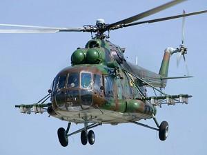 Российский вертолет Ми-8 сбили в Сирии