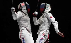 На Олимпийских играх российские саблистки встретятся в финале