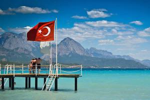 840 млн долларов потеряла Турция на туристах из России