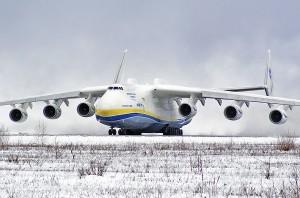 Китай воспользуется украинскими чертежами для производства самого большого самолета в мире