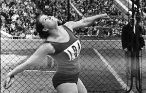 Умерла первая советская олимпийская чемпионка