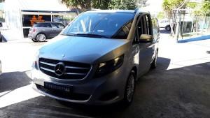 Португальский туроператор «Лузитана Сол» покупает новые микроавтобусы Mercedes-Benz V-класса