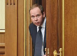Антон Вайно стал главой администрации президента РФ