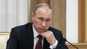 Уровень симпатии россиян к Владимиру Путину упал на 8%