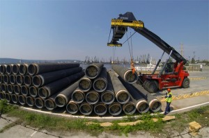 Украина потребовала согласовать проект «Северный поток 2»