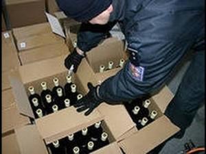 В России выросли объемы реализации нелегального алкоголя