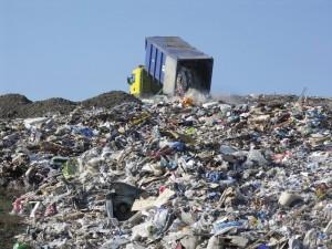 Экологическую инспекцию не допустили к проверке мусорного полигона в Подмосковье