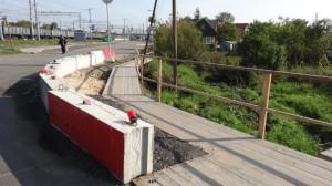 Строительство путепровода в Гатчине контролируется с помощью 4D-моделирования