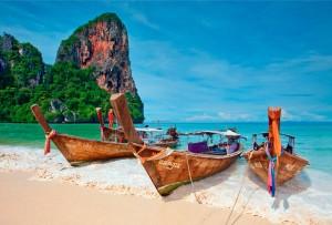 Самым популярным курортом для россиян стал Таиланд