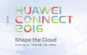 Новые решения представила Huawei на HUAWEI CONNECT 2016