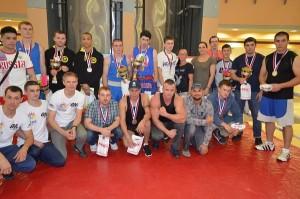 Фитнес марафон FILION OPEN CUP 3 сентября - состоялся любительский турнир по боксу