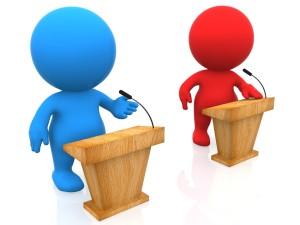 43% россиян считают просмотр предвыборных дебатов бесполезной тратой времени