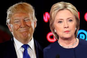 Дональд Трамп считает себя победителем теледебатов с Хиллари Клинтон