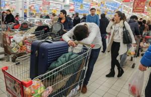 За 15 лет количество бедных россиян уменьшилось в три раза