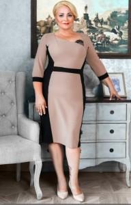 Светлана Пермякова представила plus size коллекцию от Gepur