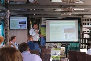 Мониторинг выбросов и нововведения экологического законодательства обсудили на конференции в Санкт-Петербурге