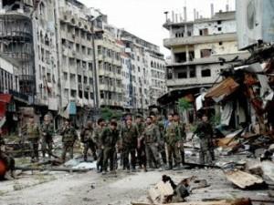 Режим перемирия в Сирии прекратился