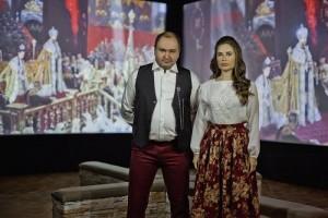 Юлия Михалкова откроет выставку «Николай II. Живые Картины»