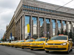 Власти Москвы решат проблему столичных таксистов