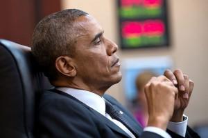 Барак Обама раскритиковал Дональда Трампа за поддержку политики Владимира Путина