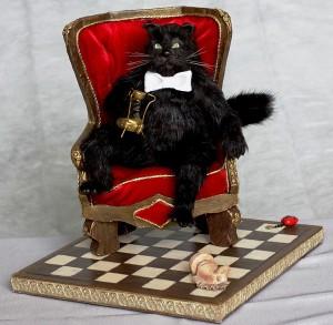 Google устроил кастинг котов на роль булгаковского Бегемота