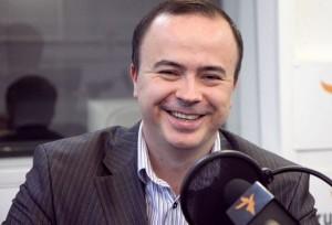 Глава Истринского района Андрей Дунаев явился первым на избирательный участок в Покровском