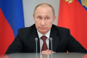 Владимир Путин встретился со студентами Итона