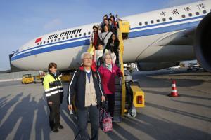 Air China запускает беспосадочный рейс по маршруту Пекин-Варшава