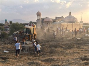 В Самарканде похоронили президента Узбекистана Ислама Каримова