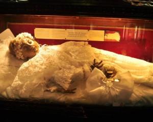 В Мексике во время богослужения открыла глаза 300-летняя мумия