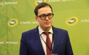 Лидер «Альянса зеленых» считает, что глава ЦИК замешана в «информационном  жульничестве»
