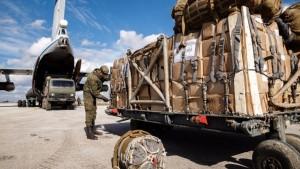 Сирия и Россия не причастны к авиаудару по гумконвою ООН
