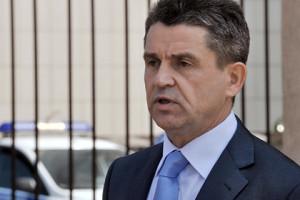 Владимир Маркин подал рапорт об отставке