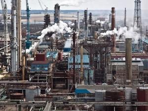 Объемы промышленного производства в России вновь растут