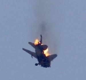 Израиль ничего не знает о сбитых в Сирии самолетах