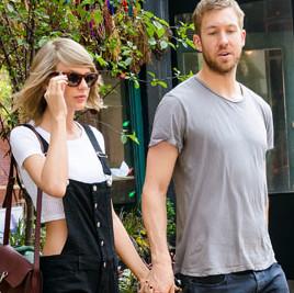 Тейлор Свифт и Кельвин Харрис снова вместе?