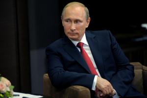 Владимир Путин посетит Францию в октябре