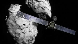 Аппарат Rosetta выполнил свою миссию
