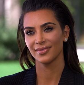 Ким Кардашян говорит, что ее «талант» поддерживает бренд