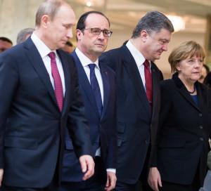 В Берлине состоится встреча «нормандской четверки»