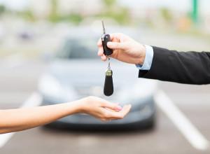 В России падает объем продаж автомобилей
