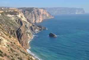 Астрономы зафиксировали движение полуострова Крым к материковой России