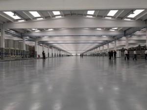 Laminam запустил новый завод по выпуску крупной плитки