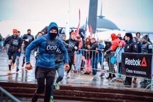 Команда QBF приняла участие в забеге «Стань человеком»