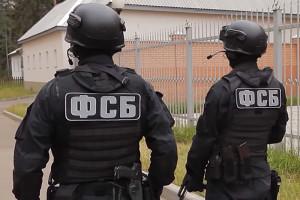 В Москве сотрудниками ФСБ был задержан украинский шпион