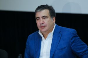 Mikheil Saakashvili - chairman of the Odesa Region State Administration