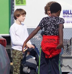 Милли Бобби Браун и «Очень странные дела»: начало съемок второго сезона