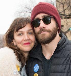 Джейк Джилленхол и его сестра приняли участие в «Марше женщин»