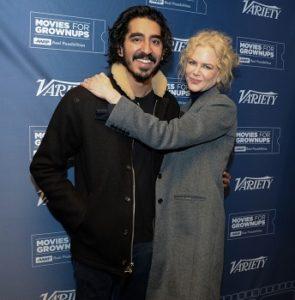 Дев Патель и Николь Кидман посетили специальный показ фильма «Лев» в Голливуде